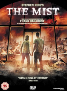 The Mist 2007 DVD Cover