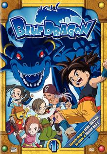Blue Dragon 2008 DVD Cover