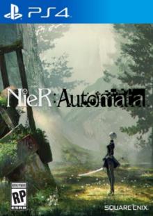 NieR Automata 2017 Game Cover