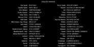 Sword Gai The Animation 2018 Credits