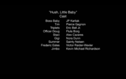 DreamWorks The Boss Baby Back in Business Season 2 Episode 4 Hush, Little Baby 2018 Credits