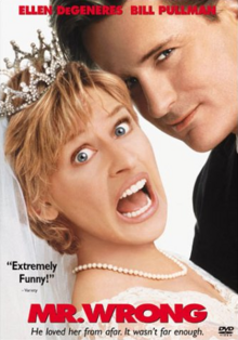 Mr. Wrong 1996 DVD Cover