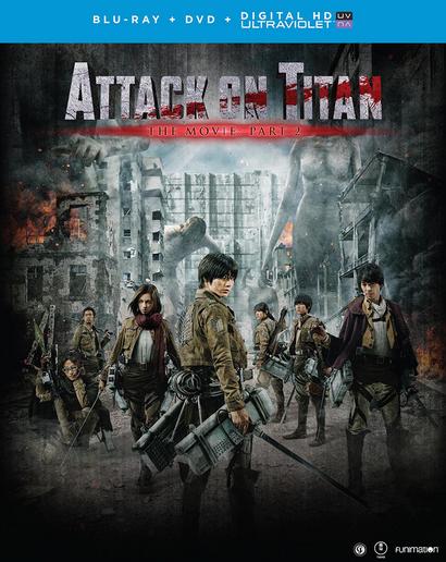 Attack on Titan The Movie Part 2 (2016) | English Voice ...