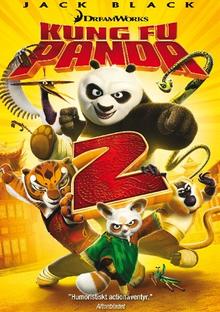 Kung Fu Panda 2 2011 DVD Cover