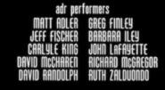 Stir of Echoes 1999 Credits