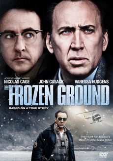 The Frozen Ground 2013 DVD Cover