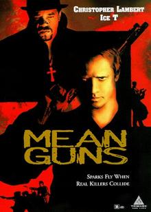 Mean Guns 1997 DVD Cover