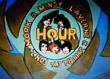 Mork & Mindy Laverne & Shirley Fonz Hour 1982 Title Card