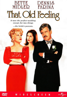 That Old Feeling 1997 DVD Cover