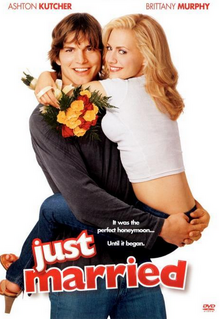 Just Married 2003 DVD Cover