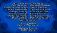 Disney's 101 Dalmatians Season 1 Episode 13 Out to Launch Prophet and Loss 1998 Credits