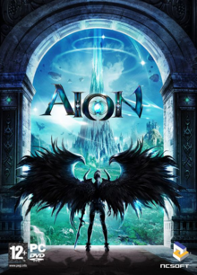 Aion 2009 Game Cover
