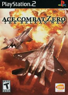 Ace Combat Zero The Belkan War 2006 Game Cover