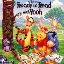 Disney's Ready to Read with Pooh 1997 Game Cover