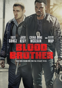 Blood Brother 2018 DVD Cover