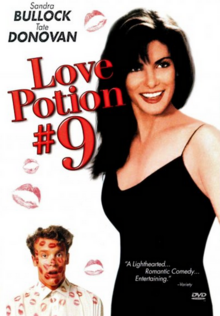 Love Potion No. 9 1992 DVD Cover