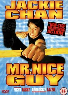 Mr. Nice Guy 1997 DVD Cover