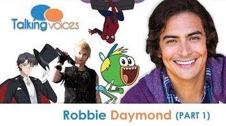 Robbie Daymond Talking Voices (Part 1)