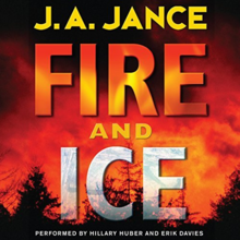 Fire and Ice 2009 CD Cover