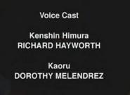 Rurouni Kenshin ep9 Dub Credits 1