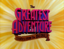 The Greatest Adventure Stories from the Bible 1986 Title Card