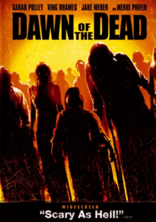 Dawn of the Dead 2004 DVD Cover