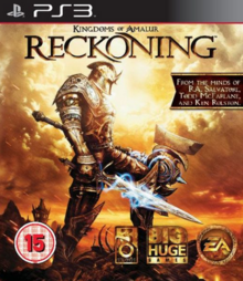 Kingdoms of Amalur Reckoning 2012 Game Cover