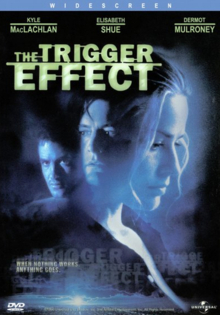 The Trigger Effect 1996 DVD Cover