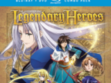 The Legend of the Legendary Heroes (2012)