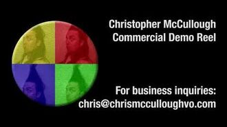 Christopher McCullough - Commercial Voice Actor Demo Reel
