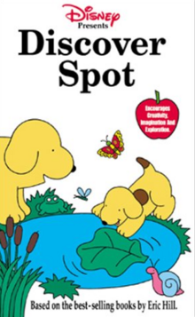Discover Spot 2000 VHS Cover