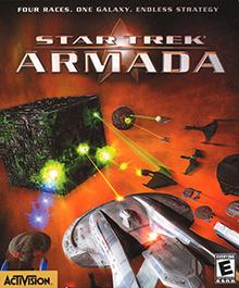 Star Trek Armada 2000 Game Cover