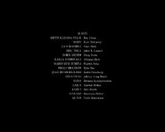 B The Beginning 2018 Credits