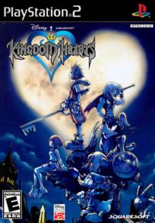 Kingdom Hearts 2002 Game Cover