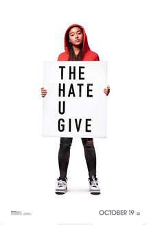 The Hate U Give 2018 Poster