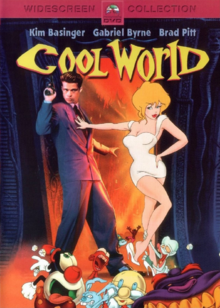 Cool World 1992 DVD Cover
