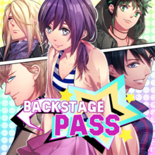 Backstage Pass 2016 Poster