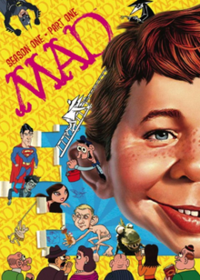 MAD 2010 DVD Cover