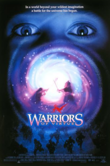 Warriors of Virtue 1997 Poster
