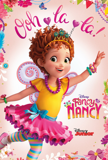 Disney Fancy Nancy 2018 Poster
