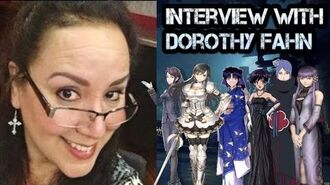 Dorothy Fahn Voice Actress of Sonia Blanche in Shining Resonance Refrain The Kasanova Podcast Ep 39