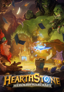 Hearthstone Heroes of WarCraft 2014 Poster