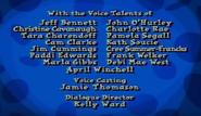 Disney's 101 Dalmatians Season 1 Episode 7 Swine Song Watch For Falling Idols 1997 Credits