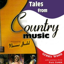Tales from Country Music 2013 CD Cover