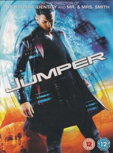 Jumper 2008 DVD Cover