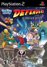 Tiny Toon Adventures Defenders of the Universe 2002 Game Cover