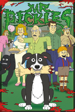 Mr. Pickles 2014 Poster