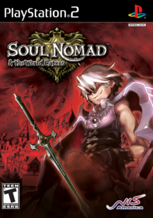 Soul Nomad & the World Eaters 2007 Game Cover