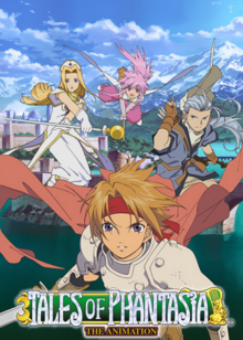 Tales of Phantasia The Animation 2007 Poster