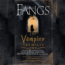 Fangs The Vampire Archives 2010 Cover